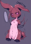 amputee android breasts female fur hair kemono lagomorph machine mammal mechanical nipples purple_eyes rabbit red_fur red_hair robot short_hair small_breasts solo 黒井もやもや  Rating: Questionable Score: 6 User: KemonoLover96 Date: May 30, 2015""