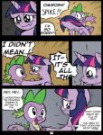 ! 2014 absurd_res comic crying dialogue dragon duo english_text equine female friendship_is_magic fur hair hi_res horn male mammal my_little_pony open_mouth princess purple_fur purple_hair redapropos royalty sleeping spike_(mlp) tears text twilight_sparkle_(mlp) winged_unicorn wings   Rating: Safe  Score: 10  User: Robinebra  Date: May 07, 2014