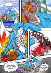 blue_skin boots bulge clothing comic digimon exveemon footwear male natsumemetalsonic vore wings  Rating: Safe Score: 1 User: Tigra_Watanabe Date: October 03, 2015