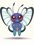2010 antennae arthropod balls blush butterfly butterfree insect looking_at_viewer male nintendo penis pokémon red_eyes solo tricksta video_games wings   Rating: Explicit  Score: 3  User: DarkHunter  Date: March 08, 2014