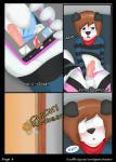 anthro balls brown_hair camel_toe canine comic cum_through_clothing dog english_text hair humanoid_penis husky male mammal masturbation penis solo text woofyrainshadow   Rating: Explicit  Score: 7  User: Sneaky  Date: March 14, 2015