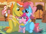 2014 crying cute earth_pony emr0304 equine female feral friendship_is_magic happy horse male mammal mr_cake_(mlp) mrs_cake_(mlp) my_little_pony pinkie_pie_(mlp) pony smile tears   Rating: Safe  Score: 10  User: Robinebra  Date: October 04, 2014