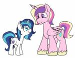 2015 blue_eyes crossgender duo equine female friendship_is_magic horn male mammal my_little_pony princess_cadance_(mlp) purple_eyes shining_armor_(mlp) size_difference skitterpone winged_unicorn wings young  Rating: Safe Score: 4 User: 2DUK Date: August 09, 2015
