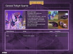 a4r91n aircraft airplane colgate_(mlp) command_and_conquer command_and_conquer_generals crossover cutie_mark english_text equine female feral friendship_is_magic horn jet magic_user mammal military my_little_pony tank text twilight_sparkle_(mlp) unicorn vehicle  Rating: Safe Score: 7 User: slops Date: July 14, 2011