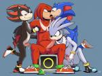 anal anal_fingering anthro balls battle_angel echidna fingering foursome group group_sex hedgehog humanoid_penis kissing knuckles_the_echidna male male/male mammal monotreme oral penis sex shadow_the_hedgehog silver_the_hedgehog sonic_(series) sonic_(sonic)  Rating: Explicit Score: 11 User: Pokelova Date: June 04, 2015
