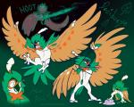 2017 alicechrosny ambiguous_gender anthro arrow avian biped bird bow decidueye ditto fur hi_res hood leaf multiple_images naturally_censored nintendo nude open_mouth owl plushie pokémon pseudo_clothing semi-anthro simple_background solo video_games vines weapon wingsRating: SafeScore: 3User: slyroonDate: August 20, 2017