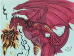 dragon fire jarek kiriska wings  Rating: Safe Score: 0 User: JarekBloodDragon Date: October 12, 2015
