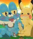 2017 2_toes balls blush cum cum_in_pussy cum_inside cum_leaking cum_on_ground cum_on_penis cum_on_pussy cumshot ejaculation erection female foot_fetish footjob froakie hi_res male nintendo orgasm partially_retracted_foreskin penis pikachu pokémon pokémon_(species) pussy sex sweat toes tongue tongue_out uncut video_games winick-lim yellow_balls yellow_penis youngRating: ExplicitScore: 17User: AdmiralGregDate: October 02, 2017