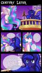 2015 comic dialogue english_text equine female feral friendship_is_magic horn mammal my_little_pony princess_celestia_(mlp) princess_luna_(mlp) text vavacung winged_unicorn wings  Rating: Safe Score: 7 User: Robinebra Date: May 31, 2015""