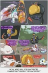 ambiguous_gender buizel bulge comic group keiru nintendo pachirisu pokémon regurgitation reptile scalie seviper snake text video_games vomit vore zangoose  Rating: Explicit Score: 2 User: 0mega-Zer0 Date: April 18, 2015""