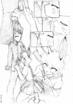 clothing duo female greyscale lagomorph male male/female mammal monochrome montage nai-chan pencil_(artwork) penis rabbit school_uniform skirt source_request traditional_media_(artwork)   Rating: Explicit  Score: 3  User: msc  Date: July 21, 2007