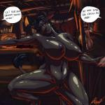 bar bigbewbs black_fur blarf bovine breasts female fur horn human mammal pussy tauren video_games warcraft world_of_warcraft   Rating: Explicit  Score: 14  User: blarf  Date: May 16, 2014