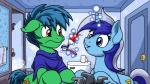 2015 bathroom blue_eyes blue_hair brown_eyes colgate_(mlp) cutie_mark duo equine fan_character female friendship_is_magic glowing hair hi_res horn horse latecustomer levitation magic mammal my_little_pony pony sparkles toothbrush toothpaste towel two_tone_hair unicorn white_hair   Rating: Safe  Score: 3  User: 2DUK  Date: May 03, 2015