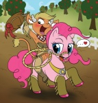 2012 <3 apple blonde_hair blue_eyes bovine cattle cloud duo equine female fence feral friendship_is_magic fruit fur furnut green_eyes hair hat horn horse looking_back mammal my_little_pony open_mouth outside pink_fur pink_hair pinkie_pie_(mlp) pony pussy riding sky tongue tongue_out tree   Rating: Explicit  Score: 3  User: Falord  Date: May 19, 2013