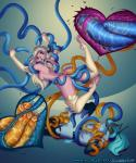 big_breasts blonde_hair blue_eyes blue_hair breasts clothed clothing cum cum_in_ass cum_in_mouth cum_in_pussy cum_inside demon elf female full hair hizzacked kali lux nude pussy pussy_juice sad scary spread_legs spreading tentacles yellow_eyes   Rating: Explicit  Score: 8  User: fap4life  Date: May 18, 2015