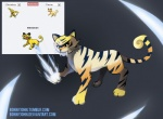 ambiguous_gender bonnyjohn electabuzz fakémon nintendo persian pokemon_fusion pokémon solo video_games   Rating: Safe  Score: 9  User: slyroon  Date: September 06, 2013