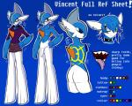 2017 5:4 balls blush butt clothed clothing digital_media_(artwork) eyeshadow flaccid gabberstagged gallade girly hair humanoid humanoid_penis jewelry makeup male mammal model_sheet nintendo nipples not_furry nude open_mouth penis pokémon rainbow red_eyes shiny simple_background smile solo sparkles tongue video_games vincent_(character)Rating: ExplicitScore: 6User: GabberstaggedDate: August 24, 2017