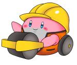 blue_eyes blush hat kirby kirby_(series) male nintendo not_furry solo steamroller unknown_artist video_games  Rating: Safe Score: 0 User: Juni221 Date: August 08, 2015
