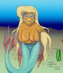 avian blonde_hair blue_eyes breasts eyeshadow female goldie_pheasant hair looking_at_viewer makeup marine merfolk nipples osprey_hawk rock-a-doodle solo underwater water  Rating: Questionable Score: -1 User: Nuji Date: November 12, 2015