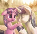 2014 crying duo equine eyes_closed female feral friendship_is_magic fur grass hair hi_res horn kissing landscape male mammal mountain mrs1989 multicolored_hair my_little_pony nature outside purple_eyes purple_fur shining_armor_(mlp) sky tears twilight_sparkle_(mlp) two_tone_hair unicorn white_fur wounded young  Rating: Safe Score: 10 User: ConsciousDonkey Date: February 02, 2016