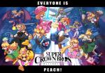 alternate_species ambiguous_gender animal_humanoid bowser bowsette_meme captain_falcon cephalopod cephalopod_humanoid crossgender crown donkey_kong_(series) english_text female fox_mccloud f-zero game_and_watch green_yoshi group gun hi_res human humanoid humanoidized inkling kirby kirby_(series) link mammal marine mario mario_bros melee_weapon metroid mollusk mr._game_and_watch nintendo parasol pikachu pit_(kid_icarus) pokémon pokémon_humanoid pokémon_(species) princess_peach ranged_weapon reptile reptile_humanoid ridley scalie splatoon star_fox super_crown super_smash_bros super_smash_bros._ultimate sword text thejohnsu the_legend_of_zelda video_games vines weapon wings yoshi