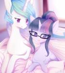 duo eyewear female feral friendship_is_magic glasses hair horn my_little_pony pastelmistress princess_celestia_(mlp) purple_eyes twilight_sparkle_(mlp)Rating: SafeScore: 6User: DaggerBark979427-_~'Date: August 24, 2016