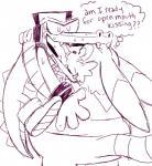 2019 anthro big_the_cat blush crocodile crocodilian crocodylid domestic_cat duo english_text eyes_closed felid feline felis hi_res hug humanoid_hands kissing male male/male mammal mykr1996 reptile scalie simple_background sonic_(series) text vector_the_crocodile white_backgroundRating: SafeScore: 8User: mapachitoDate: June 17, 2019