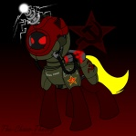 ambiguous_gender armor blonde_hair command_and_conquer communist equine hair helmet horn horse long_hair my_little_pony pony red_alert_3 russian_text short_hair soviet tesla_coil text the_chaos_theory unicorn   Rating: Safe  Score: 2  User: RenaDyne  Date: April 25, 2011