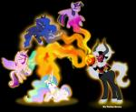 2016 absurd_res crossgender equine female friendship_is_magic group hair hi_res horn long_hair mammal my_little_pony piercing princess_cadance_(mlp) princess_celestia_(mlp) princess_luna_(mlp) taur tirek_(mlp) twilight_sparkle_(mlp) vector-brony white_hair winged_unicorn wings  Rating: Safe Score: 1 User: 2DUK Date: February 03, 2016