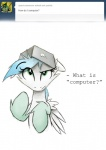 2013 ask_blog blue_hair computer dragon english_text feathers female feral fur green_eyes hair laptop mammal patch_(character) solo text tumblr vulpessentia wings  Rating: Safe Score: 5 User: Jatix Date: May 04, 2014