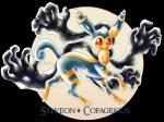 cofagrigus digitigrade eeveelution fusion invalid_tag nintendo pokémon quadruped seoxys6 sylveon video_games  Rating: Safe Score: 2 User: Rad_Dudesman Date: May 01, 2016