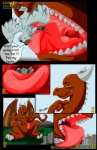 ambiguous_gender avian comic dragon duo eating erection green_roon growth gryphon licking macro male penis scalie solo swallowing tasting tongue tongue_out vore vore_planet warm_colors   Rating: Explicit  Score: 1  User: exoT  Date: August 09, 2011