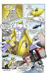 2014 abs aircraft anthro areola bandai big_breasts breasts canine comic dialogue digimon english_text erect_nipples female fox growth helicopter henbe human humor macro male mammal muscles muscular_female nipples nude pussy renamon text   Rating: Explicit  Score: 6  User: Robinebra  Date: August 07, 2014