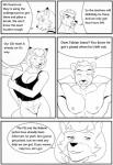 2014 anthro anupap bear beard beverage black_and_white black_nose breasts bruno_rheinbear canine clothing coat comic english_text facial_hair feline female food fox fur hair hotel male male/female mammal monochrome muscular shirt text  Rating: Explicit Score: 0 User: xxroland Date: February 10, 2016