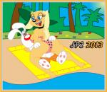 animated anthro balls bikini brandy_and_mr._whiskers brandy_harrington canine clothing cum disney dog duo female interspecies jaimeprecoz lagomorph male male/female mammal mr._whiskers penetration penis pussy rabbit sex swimsuit toony vaginal vaginal_penetration  Rating: Explicit Score: -4 User: jaimeprecoz Date: December 31, 2013