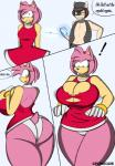2015 amy_rose anthro armadillo big_breasts breast_expansion breasts cleavage clothed clothing fan_character female hedgehog male mammal sonic_(series) supersonicrulaa torn_clothing   Rating: Questionable  Score: 1  User: Robinebra  Date: March 28, 2015