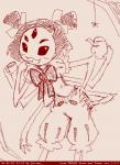 arachnid arthropod fangs female itimu monochrome muffet multi_limb multiple_eyes pigtails solo spider undertale video_games  Rating: Safe Score: 0 User: Nuji Date: February 09, 2016