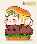blush cute food huiro llama sandwich_(food)   Rating: Safe  Score: 4  User: Hardstyle_Chris  Date: April 13, 2014