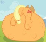 2014 anus applejack_(mlp) blyzzarde butt cowboy_hat cutie_mark earth_pony equine female friendship_is_magic fur hat horse kick mammal my_little_pony orange_fur pony pregnant pussy solo  Rating: Explicit Score: 5 User: ultragamer89 Date: May 06, 2014