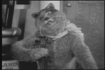 ambiguous_gender animated anthro babes_in_toyland cat contrabass creepy disney doll double_bass duo feline greyscale male mammal march_of_the_wooden_soldiers mickey_mouse monochrome music nightmare_fuel unknown_artist what  Rating: Safe Score: 7 User: ktkr Date: July 12, 2009