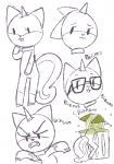 2014 :3 angry biznis_kitty cat collar equine eyelashes eyewear fangs feline glasses horn hybrid mammal mt simple_background the_lego_movie trash_can unicorn unicorn_horn unikitty vomit white_backgroundRating: SafeScore: 2User: fewrahuxoDate: October 23, 2017