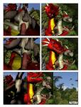 3_fingers 3_toes 3d_(artwork) anal anal_penetration avian balls balls_deep big_dom_small_sub big_penis bird cgi claws comic digital_media_(artwork) dragon dragon_3.0 duo erection fangs feral forced forest forked_tongue horn long_neck looking_pleasured macro male male/male mushroom naughty_face outside penetration penis rangarig rape red_body ridiculous_fit roaring scalie screaming sex sharp_teeth size_difference smile teeth the_deal toes tongue tree varby western_dragon  Rating: Explicit Score: 3 User: syrmat Date: October 05, 2014