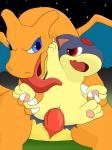 animal_genitalia charizard duo female genital_slit infinitydoom male male/female nintendo open_mouth penetration penis pokémon pussy quilava sex slit vaginal vaginal_penetration video_games  Rating: Explicit Score: 3 User: InfinityDoom Date: April 30, 2015