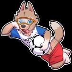 2017 alpha_channel anthro ball balls canine clothing cobaltsynapse eyewear fifa male mammal mascot one_eye_closed simple_background soccer_ball solo tongue tongue_out transparent_background wink wolf zabivakaRating: ExplicitScore: 25User: Starkid1236Date: February 06, 2018