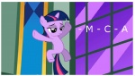equine female feral friendship_is_magic horn mammal my_little_pony solo twilight_sparkle_(mlp) unicorn unknown_artist  Rating: Safe Score: 4 User: Ohnine Date: July 20, 2011
