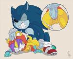 anthro blue_fur breasts duo female fur hair halloween holidays knot male male/female melody_prower penetration purple_hair sonic_(series) sonic_the_werehog the_other_half vaginal vaginal_penetration yellow_fur  Rating: Explicit Score: 4 User: Rad_Dudesman Date: November 18, 2015