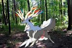 animal_genitalia animal_penis anus balls cervine dragon duo female feral feral_on_feral legendary_pokémon male male/female mammal nintendo penetration penis photo_background pokémon pussy reshiram shallow_penetration source_request unknown_artist vaginal vaginal_penetration video_games xerneas