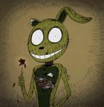 animatronic atlas-white five_nights_at_freddy's five_nights_at_freddy's_3 flower lagomorph machine male mammal plant rabbit robot rose springtrap_(fnaf) video_games  Rating: Safe Score: 1 User: Kario-xi Date: August 29, 2015