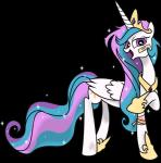 2013 absurd_res alpha_channel bandage crown cutie_mark equine feathered_wings feathers female feral friendship_is_magic fur hair hi_res horn jewelry looking_at_viewer mammal multicolored_hair my_little_pony necklace open_mouth princess_celestia_(mlp) purple_eyes royalty simple_background solo spier17 transparent_background white_feathers white_fur winged_unicorn wings wounded  Rating: Safe Score: 6 User: ConsciousDonkey Date: January 10, 2016