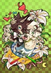 canine caprine cute eyes_closed female kemono mammal sheep wolf 宇月まいと  Rating: Safe Score: 0 User: Komaru Date: August 01, 2015